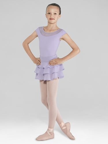 Bloch Lilac 3 Tier Skirt