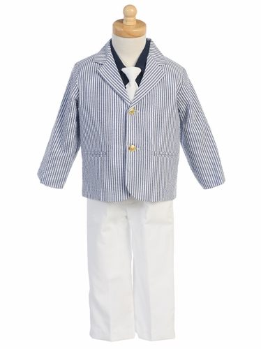 Shop boys seersucker suit at shopnew-5uel8qry.cf Free Shipping and Free Returns for Loyallists or Any Order Over $!