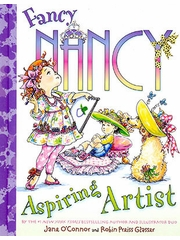 Books to Bed Fancy Nancy w/ Matching Pink Pajama Set