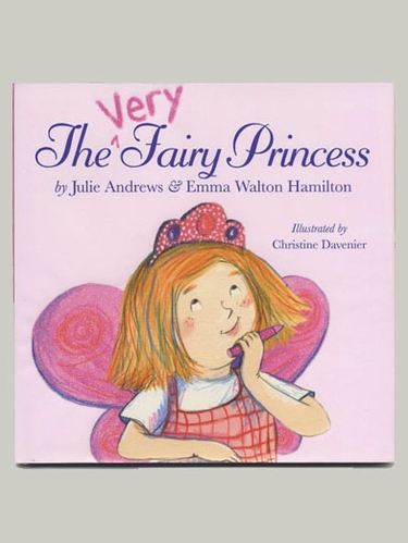 Books to Bed Very Fairy Princess w/ Matching Pink Short Sleeve Pajama