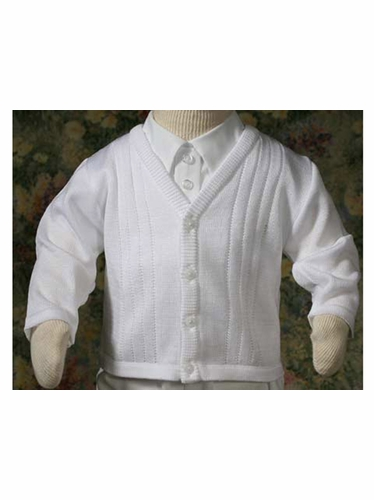Boy's Knit Sweater