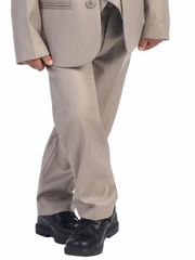 Boys Khaki Dress Pants
