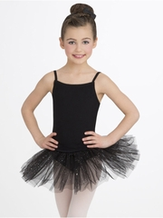 Capezio Child Black Camisole Tutu Dress