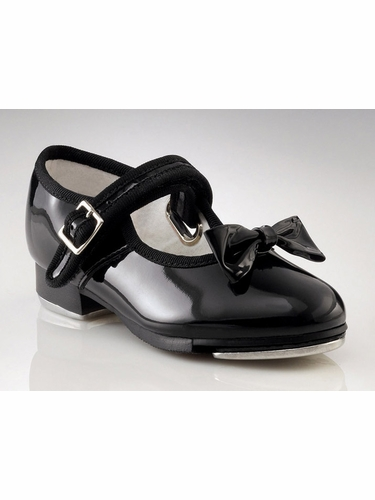 Capezio Child Black Patenlite Mary Jane