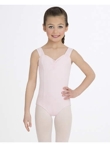 Capezio Child Pink Princess Tank Leotard