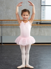 Capezio Pink Sweetheart Tutu Dress