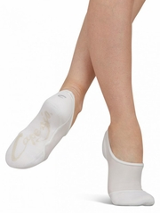 Capezio White Leap Gym Shoe
