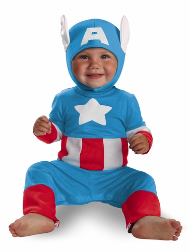 Captain America Kutie Costume