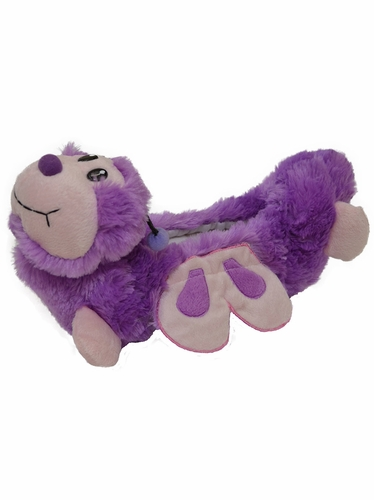 Chloe Noel Purple Butterfly Animal Soaker Soft Blade Cover