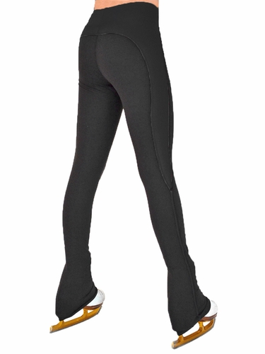 ChloeNoel Black Supplex Rider Style Skate Pants