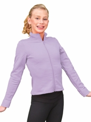 ChloeNoel Iris Polar Fleece Fitted Jacket