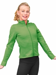 ChloeNoel Kelly Polar Fleece Fitted Jacket