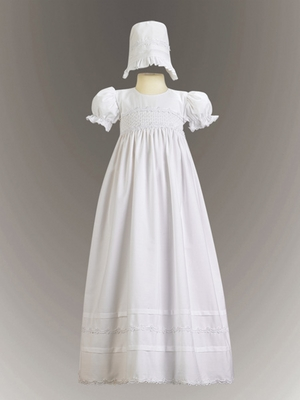 Which Style Christening Gown is Best For a Baby?