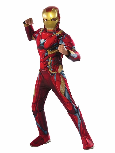 Civil War Iron Man Deluxe