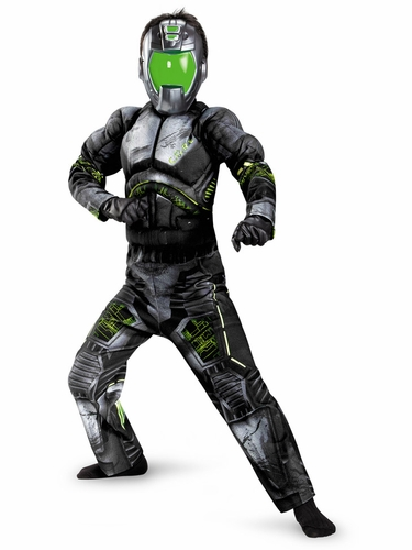 Commander C.O.R.E Deluxe Boys Costume