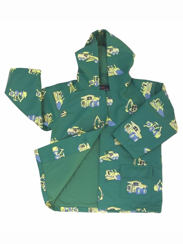 Construction Equipment Raincoat