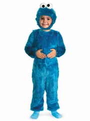 Cookie Monster Comfy Fur Kids Costume