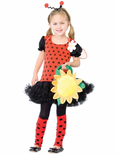 Daisy Bug Ladybug Kids Costume for Girls