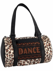 Danshūz Jungle Cat Roll Duffle Bag