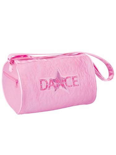 Danshūz Quilted 'Dance' Star Roll Duffle Bag