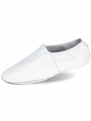 Danshūz White Leather Gymnastic Shoes