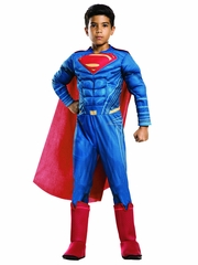 Dawn Of Justice Superman Deluxe Muscle Chest Costume