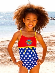 DC Comics Wonder Shield 1 PC Swimsuit