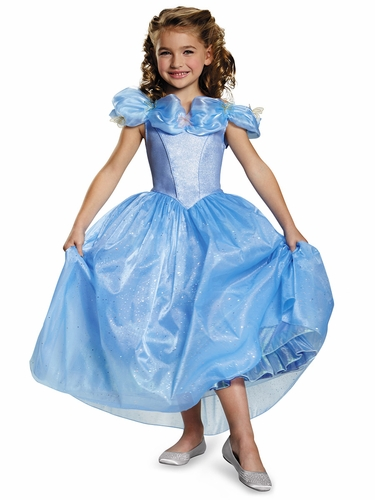 Disney Cinderella Movie Prestige Costume