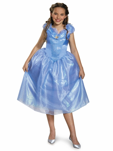 Disney Cinderella Movie Tween Costume