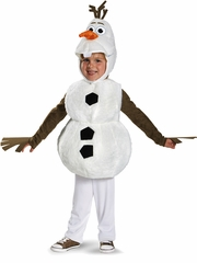 Disney Frozen Olaf Costume