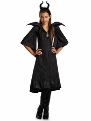 Disney Maleficent Christening Black Classic Gown