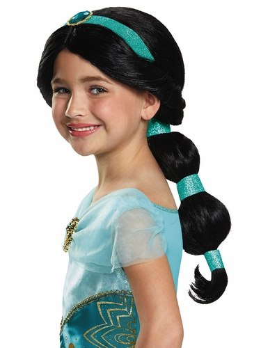 Disney Princess Jasmine Wig