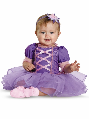 Disney Princess Tangled Rapunzel Prestige Costume