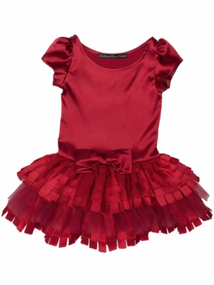 Dolls & Divas Red Nikki Dress