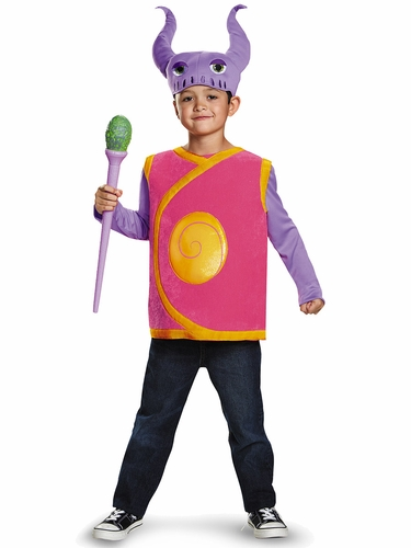Dreamworks Home Captain Smek Deluxe Costume