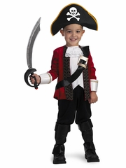 El Capitan Kids Costume