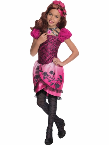 Ever After High Briar Beauty Deluxe Costume