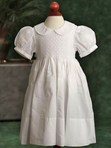 Feltman Brothers Midgie Dress w/ Diamond Smock