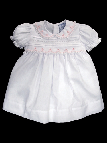 Feltman Brothers Peter Pan Infant Midgie Dress w/ Panty