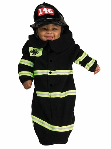 Firefighter Bunting Costume