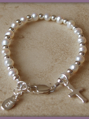 First Communion Bracelet