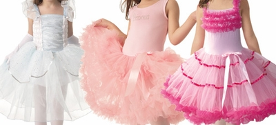 The New Wedding Fashion: Flower Girl Tutus