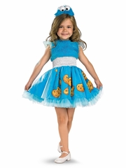 Frilly Cookie Monster Costumes