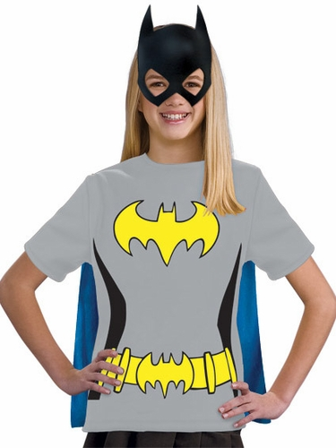 Girls Batgirl T-Shirt