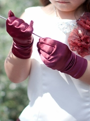 Flower Girl Gloves