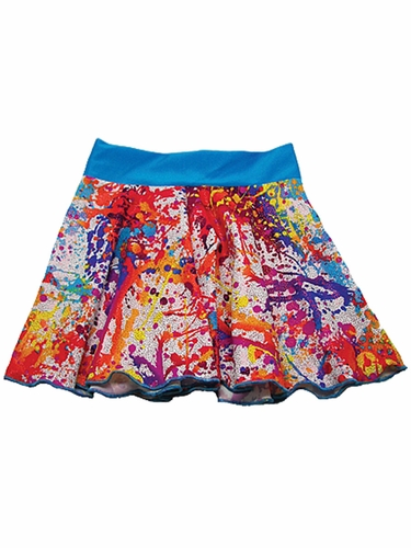 Graffiti Skirt