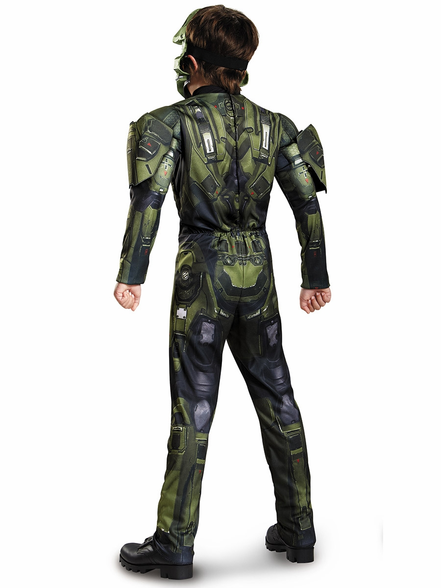 Home gt kid s costumes gt boys halloween costumes gt halo master chief
