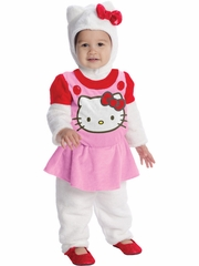 Hello Kitty Plush Costume