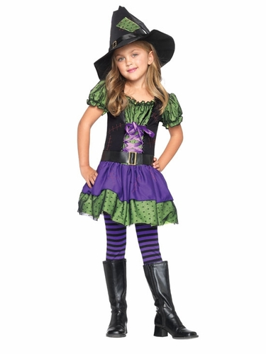 Hocus Pocus Witch Costume for Girls