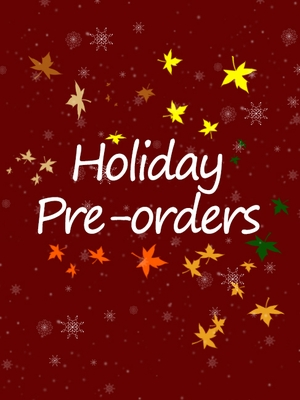 Holiday Pre-orders 2013
